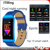 New Product Fashion Fitness Smart Watch /Bracelet Mobile Phone with Sleep Monitor, Pedometer, Calorie Consumption Record, Distance Calculation Function.