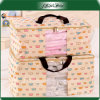 Save Space Laminated Bedding Bag with Clear Window