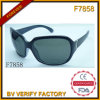 Black Wide Frame Sunglasses with Trade Assurance (F7858)