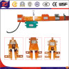 Safety Electrical Track System for Greenhouse Lighting and Power Supply