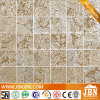 Golden Foiled Decorative Glass Mosaic (G848003)