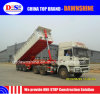 3 Axle 40 Cubic Meter Tipper Semitrailer 70 Tons Dump Semi Trailer with Tractor Truck