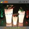 Garden Flower Pot with LED Lights