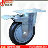 5 Inch TPU on PP Swivel Caster with Total Lock