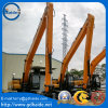 Sany Sy485h Excavator Long Reach Boom Arm 20 Meter with 0.5 Cum Bucket