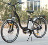 "26"" City Electric Bicycle with Aluminum Frame (TDE-001)"
