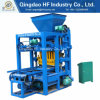 Semi Brick Making Machine Concrete Cement Paver Making Machine Qt4-24 Small Concrete Road Paver Block Machine Price