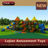 Ce Sample Style Kids Outdoor Plastic Playground Slide Equipment (X1508-8)