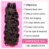 Aliexpress Hair Peruvian Water Wave Virgin Hair Waving Natural Human Hair (QB-PVRH-BW)