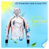 Custom Men Long Sleeve Sport Tee Shirt Quick Dry Clothing Breathable Sportswear Camping Jaket Hiking Coat Outdoor Fishing Apparel