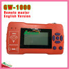 Gw-1000 Universal Remote Master English Version