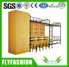 High Quality Metal Frame Bunk Bed for Three Persons (BD-13)