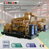 Natural Gas Engine 1MW Gas Generator with Horizontal Radiator
