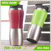 Double Wall Vacuum Insulated Thermos Insulated Bottle Stainless Steel 16 Oz. Travel Mug
