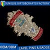 Wholesale OEM\ODM High Quality Custom Metal Badge Pin
