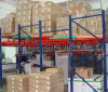 Warehouse Push Back Pallet Rack Push Back Racking