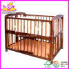 Wood Baby Crib with Storage (WJ278341)