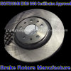 Auto Parts Brake Rotors for Toyota