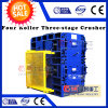 Good Quality Four Roller Three Times Crusher for Gypsum Crushing