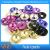 CNC Aluminum Alloy Thin Flat Washer