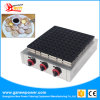 Gas Poffertjes Grill (100 holes) Factory Price with Ce