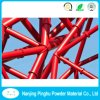 Outdoor Use Electrostatic Spraying Polyester Powder Coating