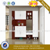 2-Drawer Handle Free Front Door Designs Storage Cabinet (HX-8NR1092)