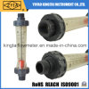Easy to Read PVC Sea Water Flow Meter
