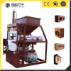 Cy2-10 Fully Automatic Hydraulic Clay Soil Compressed Earth Soil Cement Pressure Interlocking Block Making Machine