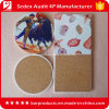 Custom Printing Ceramic Drink Coaster Set with Low MOQ