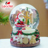 Crystall Ball Snow Globe Christmas Waterglobe for Home Decoration, Custom Snowglobe