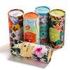 Custom Biodegradable Corrugated Perfume Carton Fruit/Tea/Wine/Food/Cosmetic/Jewelry/Gift Tube Packaging Box