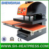 Pneumatic Double Heat Press Transfer Printing Machine for Sale