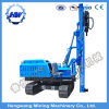 Crawler Type Guardrail Post Pile Driver/Hydraulic Piling Machine/Screw Driving Pile