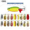 Colorful Wholesale Fishing Spoon Lure