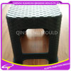 Plastic Injection Rattan Stool Mould