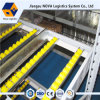 Flow Through Rack for Stacking Warehouse Racks
