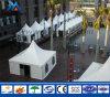 6X6m aluminum Frame Pagoda Tent with PVC Walls