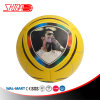 Shiny PU Cristiano Ronaldo Soccer Ball for Real Match