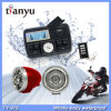 Motorcycle Bike Digital Clock LED Screen Waterproof Alarm