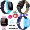 Video Call 4G GPS Watch Phone with Thermometer and Waterproof IP67 D51