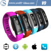 "Bluetooth Smart Bracelet 0.92"" Mtk6260 Sleep-Monitor Pedometer Fitness Bands (V9)"