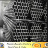 Common Carbon Q235/Q195 ERW Welded Black Metal Round Tubing