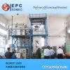 Palm Plantation Power Plant Biomass Boiler Combustion Test
