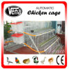 Automatic Full Deep Galvanized Chicken Layer Cage