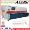 Canada CSA Safety Standards QC12y-4X3200 Hydraulic Guillotine Shearing Machine with Estun E21 System