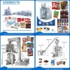 Automatic Packing Machine for Snacks Chips Nuts Coffee Bean Powder Sugar Granule Paste Sauce Liquid Food Packaging Filling Sealing