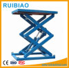 Double Cylinder Hydraulic Lift Type and Scissor Design Scissor Lift