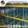 Heavy Duty Gravity Pallet Racking with Fast Speed