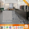 Fabric Design Grey Color Porcelain Tile Floor (JB6022)